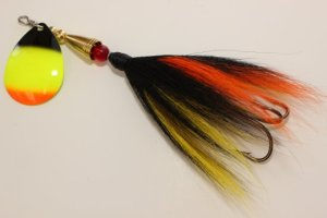 Bucktail Black Perch