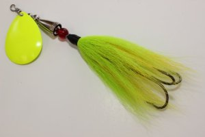 Bucktail Green Chartreuse Chartreuse